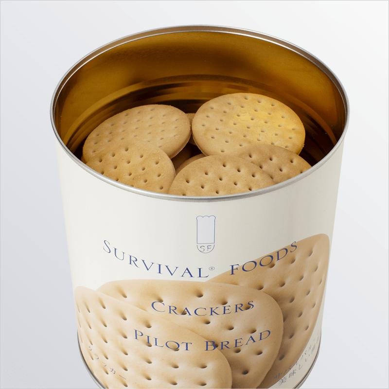 サバイバルフーズ[大缶]チキンシチューのファミリーセット(約60食相当量)