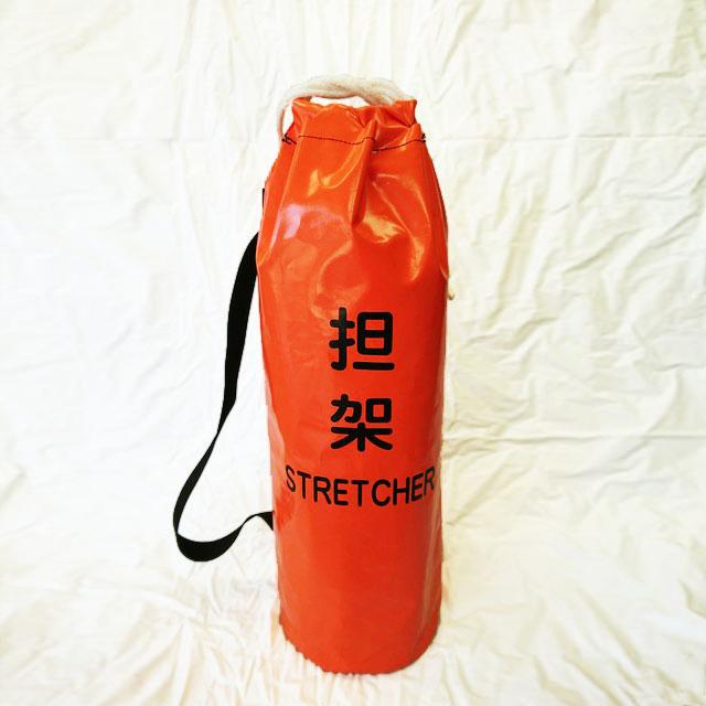 非常用防災担架 イージーストレッチャー(水洗い可能なポリプロピレン素材)