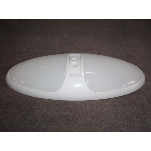 シーリングランプ W 12V15W×2 ホワイト
