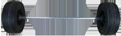 タイヤセット(ライトボート用 オプションパーツ)