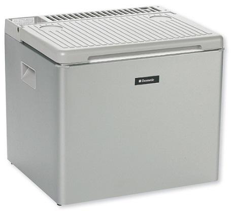 Dometic(ドメティック) ポータブル3WAY冷蔵庫 mobilCool シルバー RC1602EGC