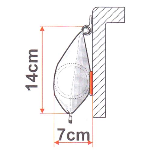 FIAMMA(フィアマ) キャラバンストア 2.55M 【お取寄品/納期3-4か月】