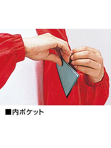 【JICHODO】 40230 エコブルゾン