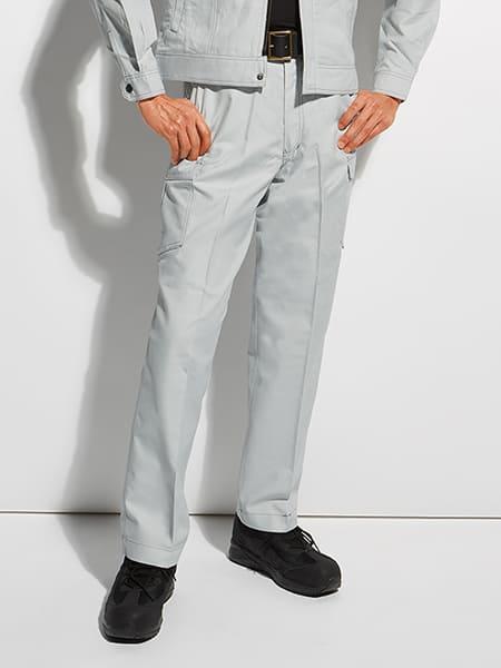 【Jawin】 56202 ノータックカーゴパンツ[春夏]