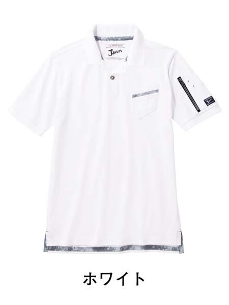 【Jawin】 55354 半袖ポロシャツ [春夏]