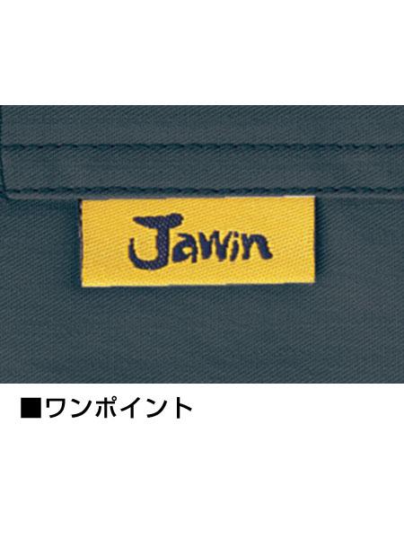 【Jawin】 55201 ワンタックパンツ [春夏]