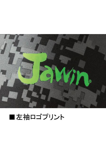 【Jawin】 56104 ロングスリーブ[春夏]<名入れ刺繍加工不可>