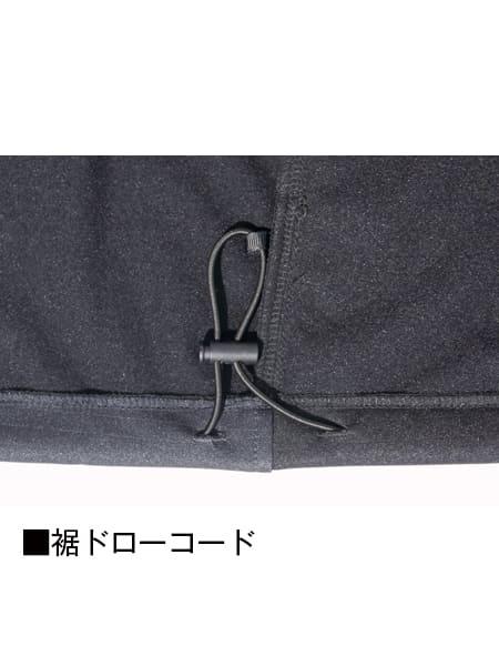 【Z-DRAGON】 78030 製品制電防風ストレッチジャンパー [秋冬] [防寒]