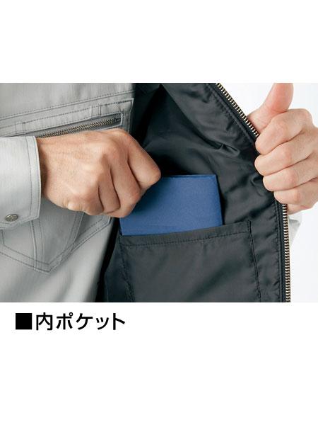 【Jawin】 58140 防寒ベスト [秋冬]