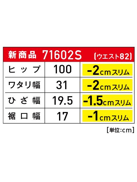 【Z-DRAGON】 71602S ストレッチノータックカーゴパンツ [2021年秋冬][9月下旬〜10月上旬入荷予定]※予約購入