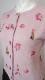 ★ブラック10月上旬納期 Cardigan 胸元刺しゅうが可愛い ビジュー使いニットカーディガン