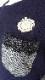 Knit レース&チェック柄切替の異素材ドッキングセーター