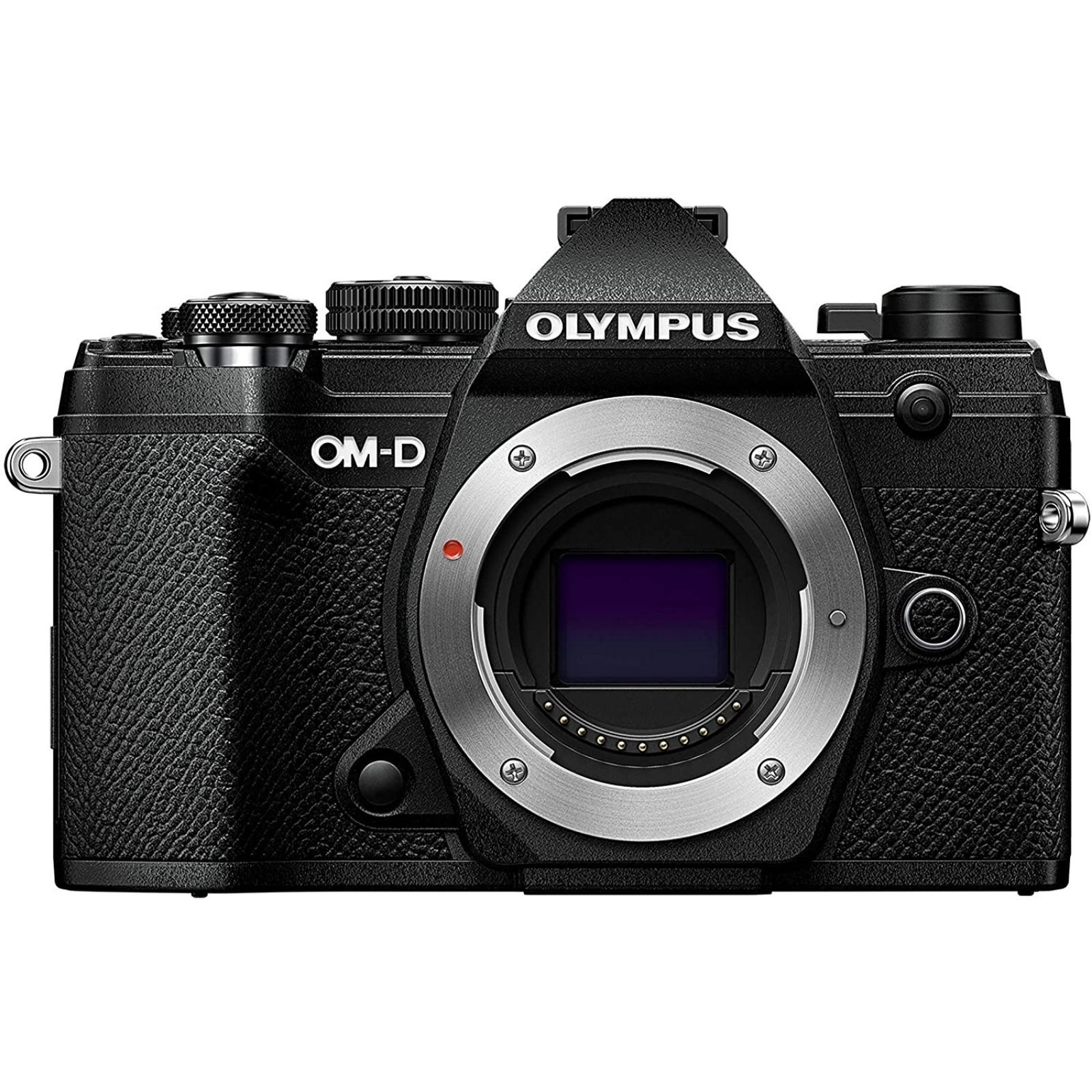 OLYMPUS オリンパス ミラーレス一眼カメラ OM-D E-M5 MarkIII ボディ ブラック 新品