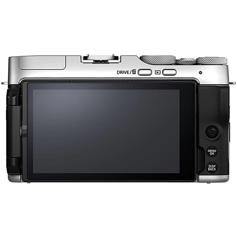 FUJIFILM 富士フィルム ミラーレス一眼カメラ X-A7 ボディ シルバー 新品
