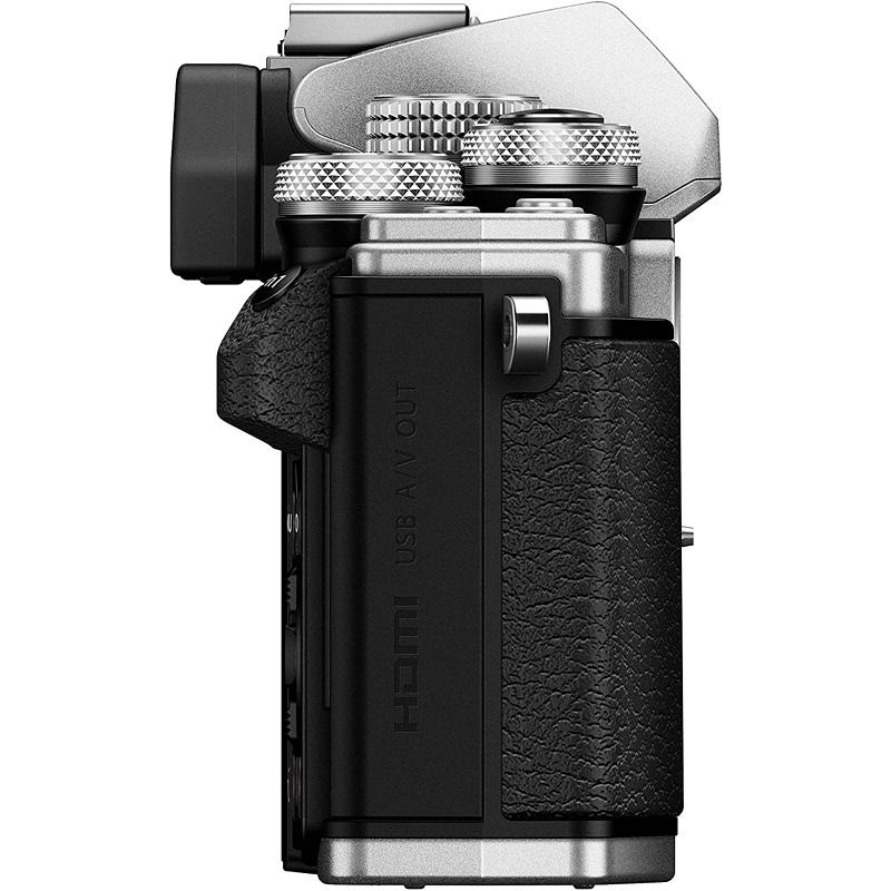OLYMPUS オリンパス ミラーレス一眼 OM-D E-M10 MarkII ボディ シルバー 新品