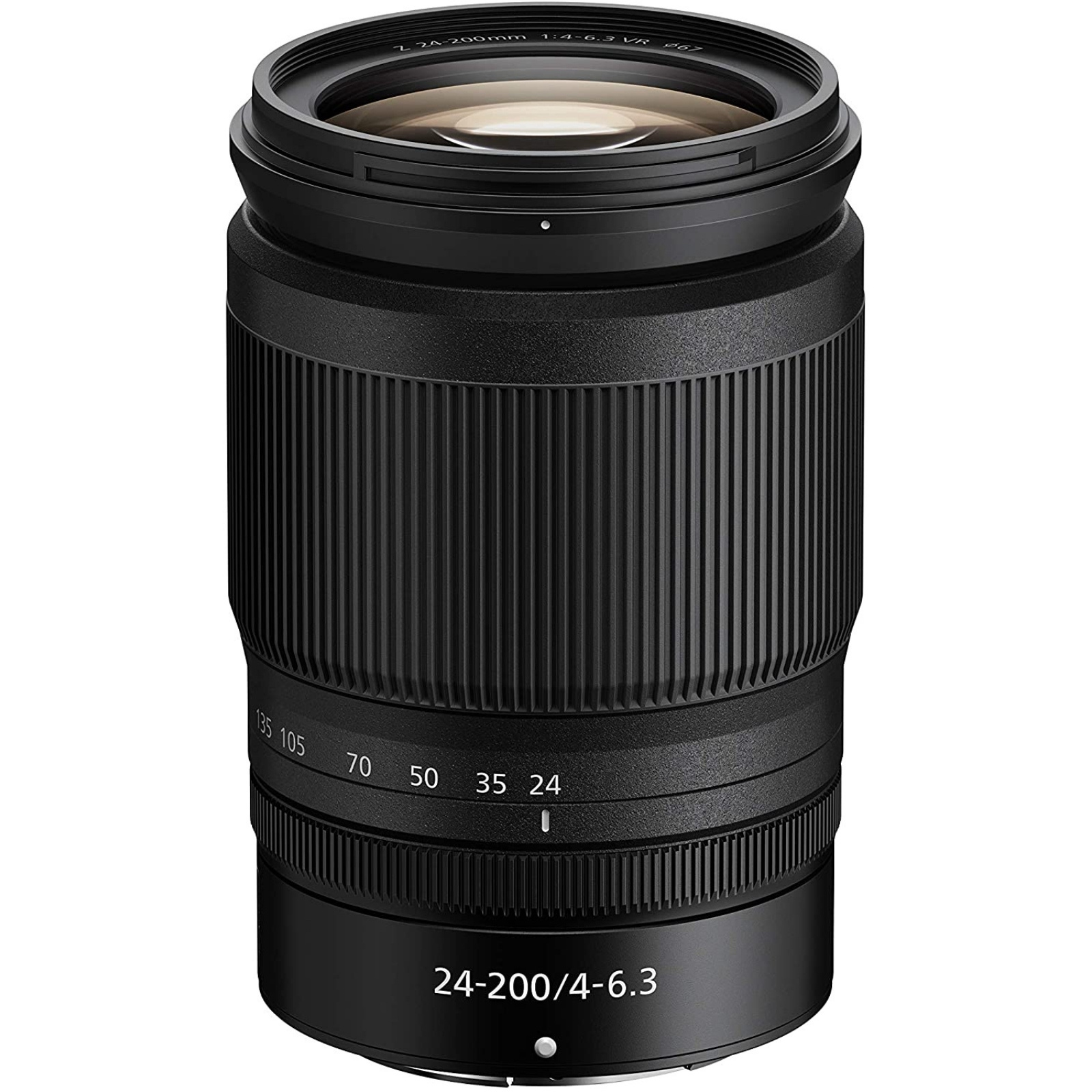 Nikon ニコン 高倍率ズームレンズ NIKKOR Z 24-200mm f/4-6.3 VRブラック 新品 (簡易箱)
