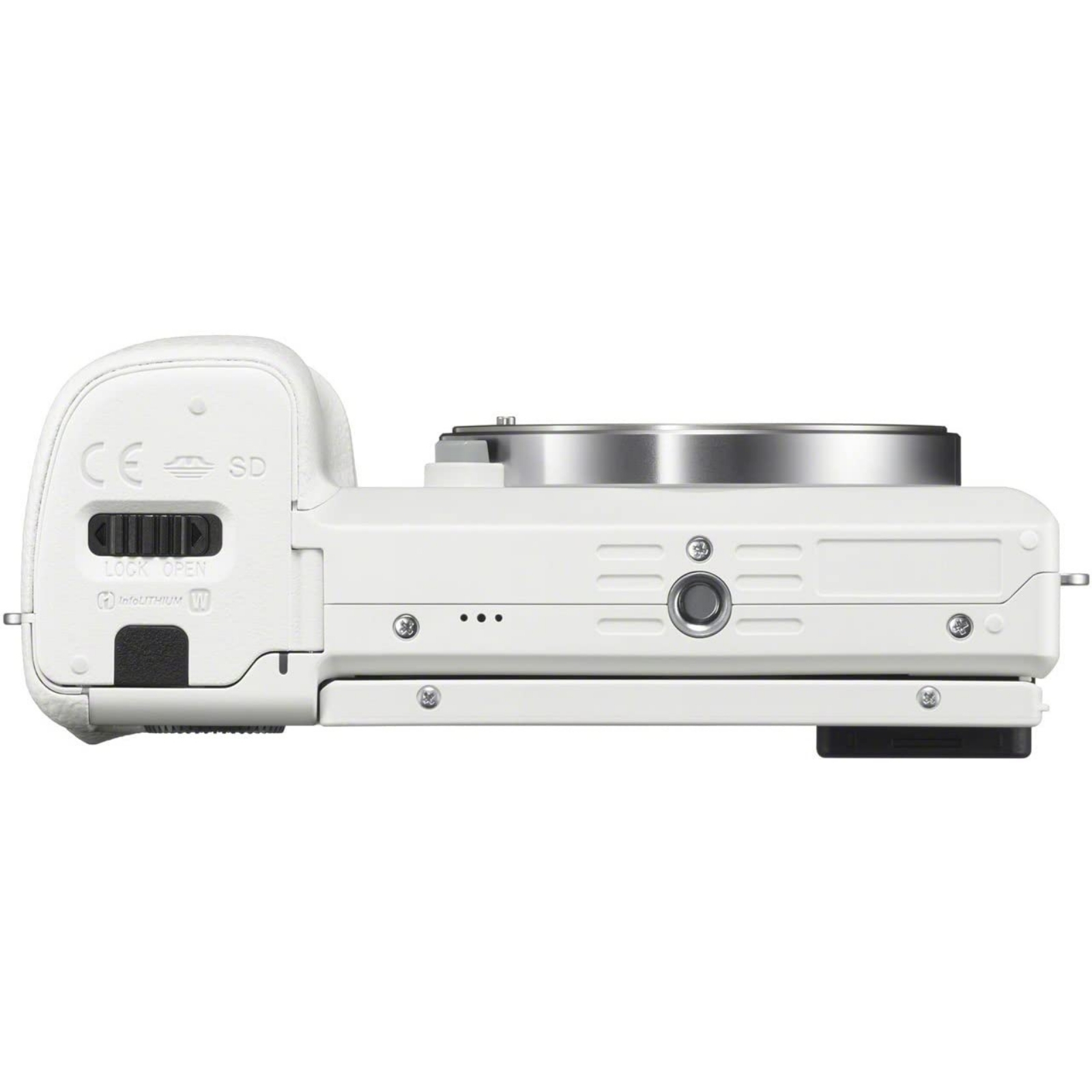 SONY ソニー ミラーレス一眼カメラ α6000 ボディ ホワイト ILCE-6000 新品