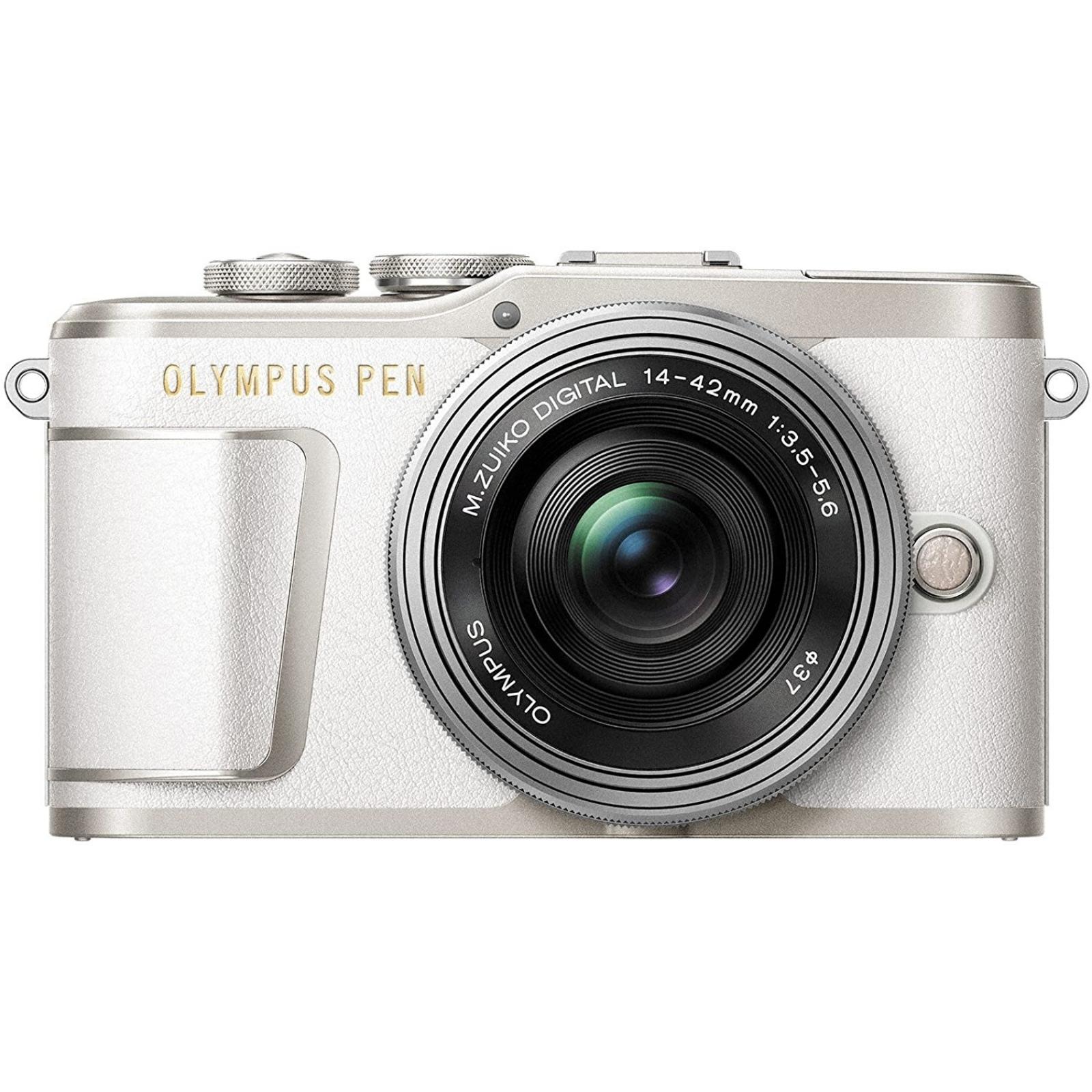 OLYMPUS オリンパス ミラーレス一眼カメラ PEN E-PL9 レンズキット  ホワイト 新品