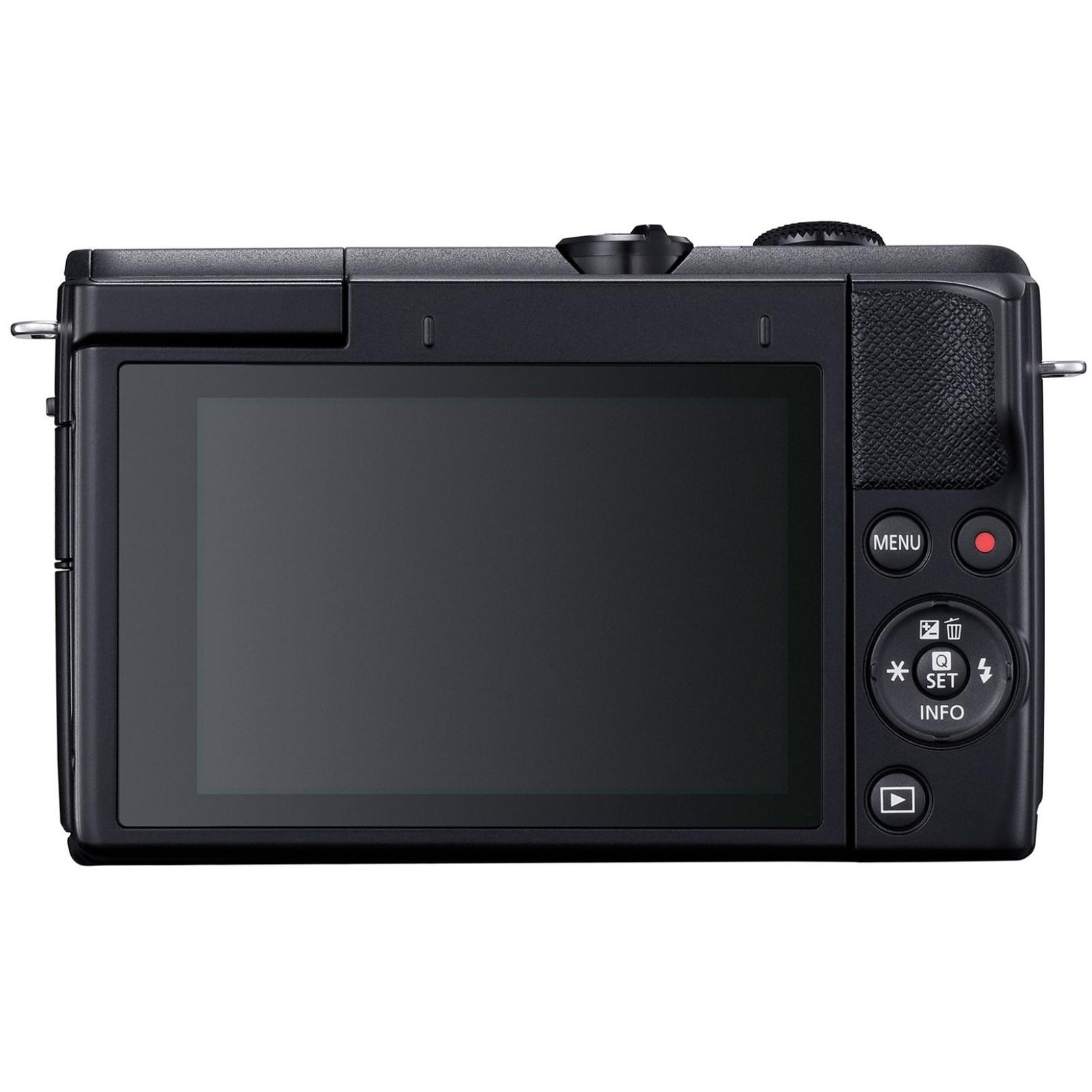 Canon キヤノン ミラーレス一眼カメラ EOS M200 ボディ ブラック 新品