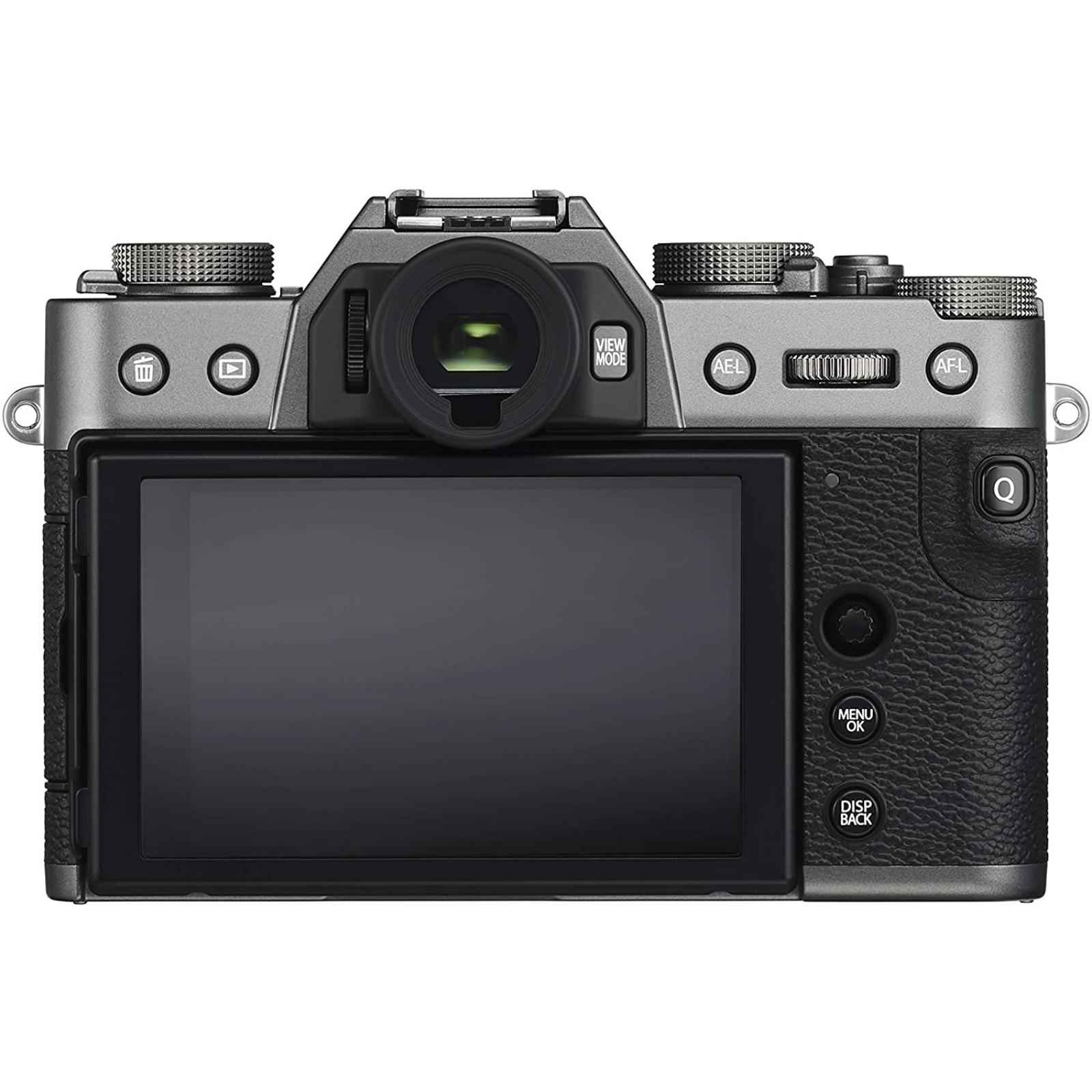 FUJIFILM 富士フィルム ミラーレス一眼カメラ X-T30 ボディ チャコールシルバー X-T30-CS 新品