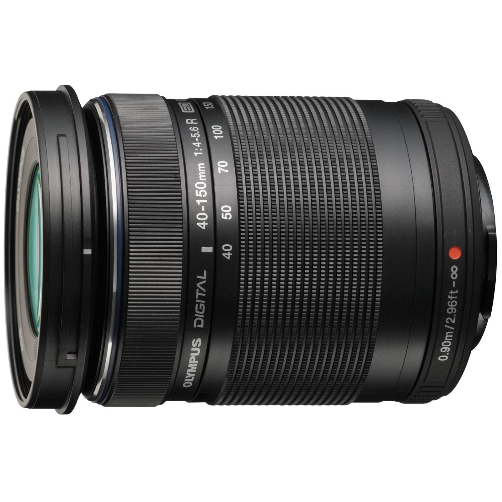 OLYMPUS オリンパス 望遠ズームレンズ M.ZUIKO DIGITAL ED 40-150mm F4.0-5.6 R ブラック 新品 (簡易箱)