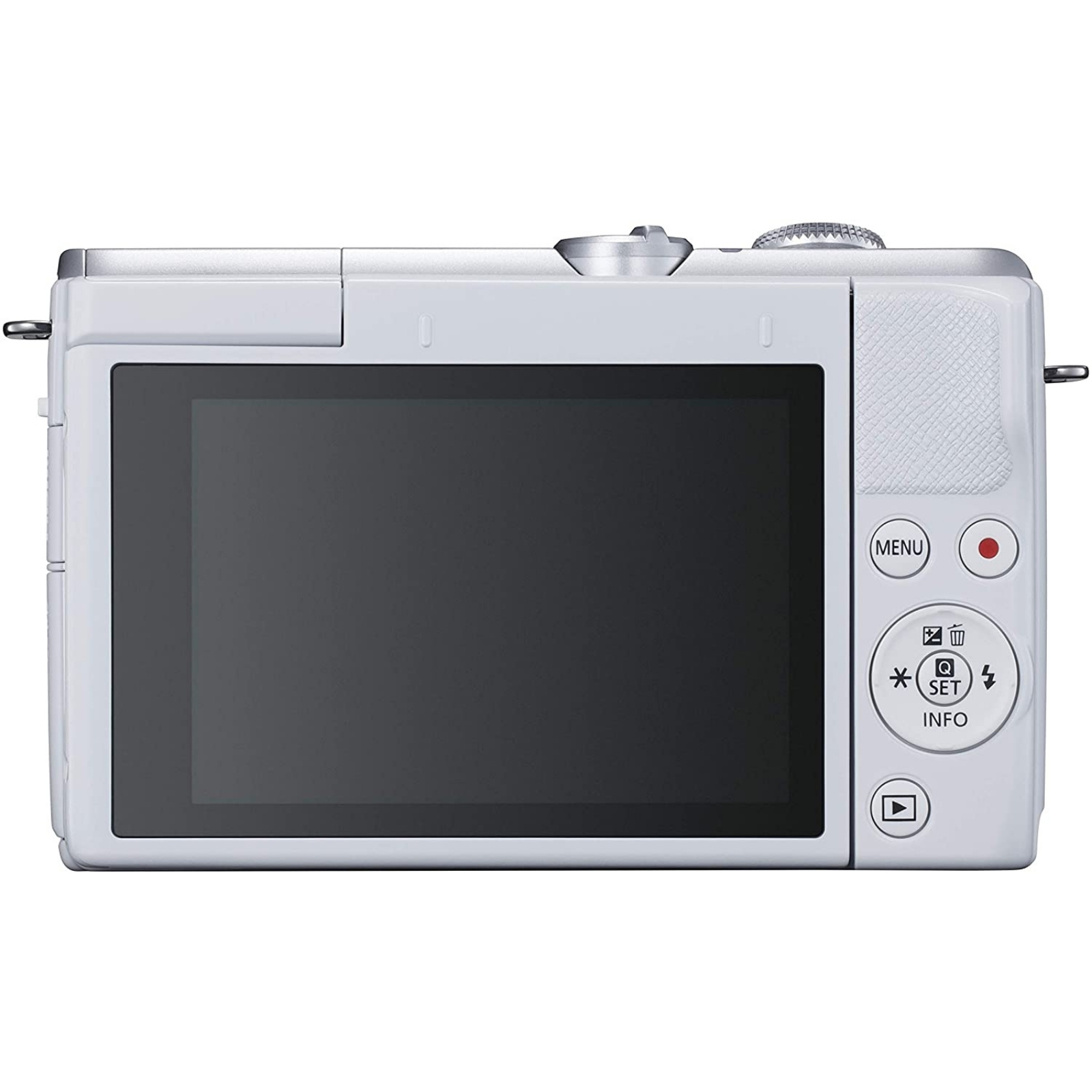 Canon キヤノン ミラーレス一眼カメラ EOS M200 ボディ ホワイト 新品