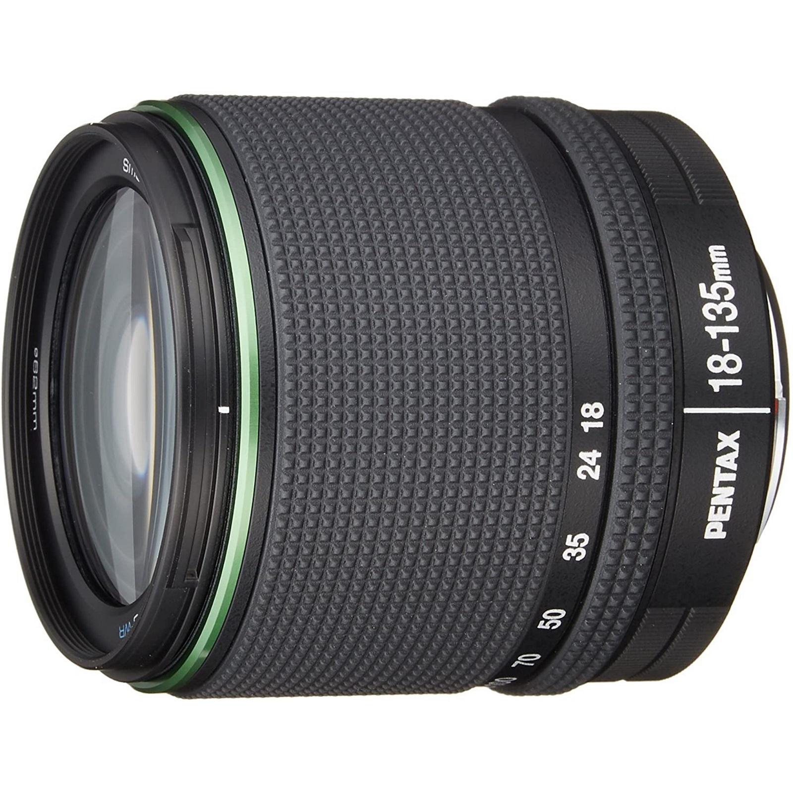 PENTAX ペンタックス ズームレンズ  DA18-135mm F3.5-5.6ED AL[IF] DC WR Kマウント 新品 (簡易箱)