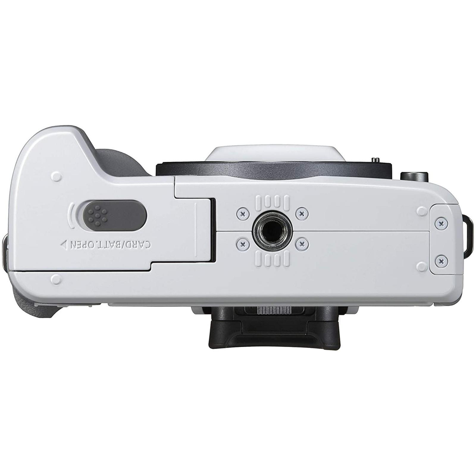 Canon キヤノン ミラーレス一眼カメラ EOS Kiss M2 ボディー ホワイト 新品