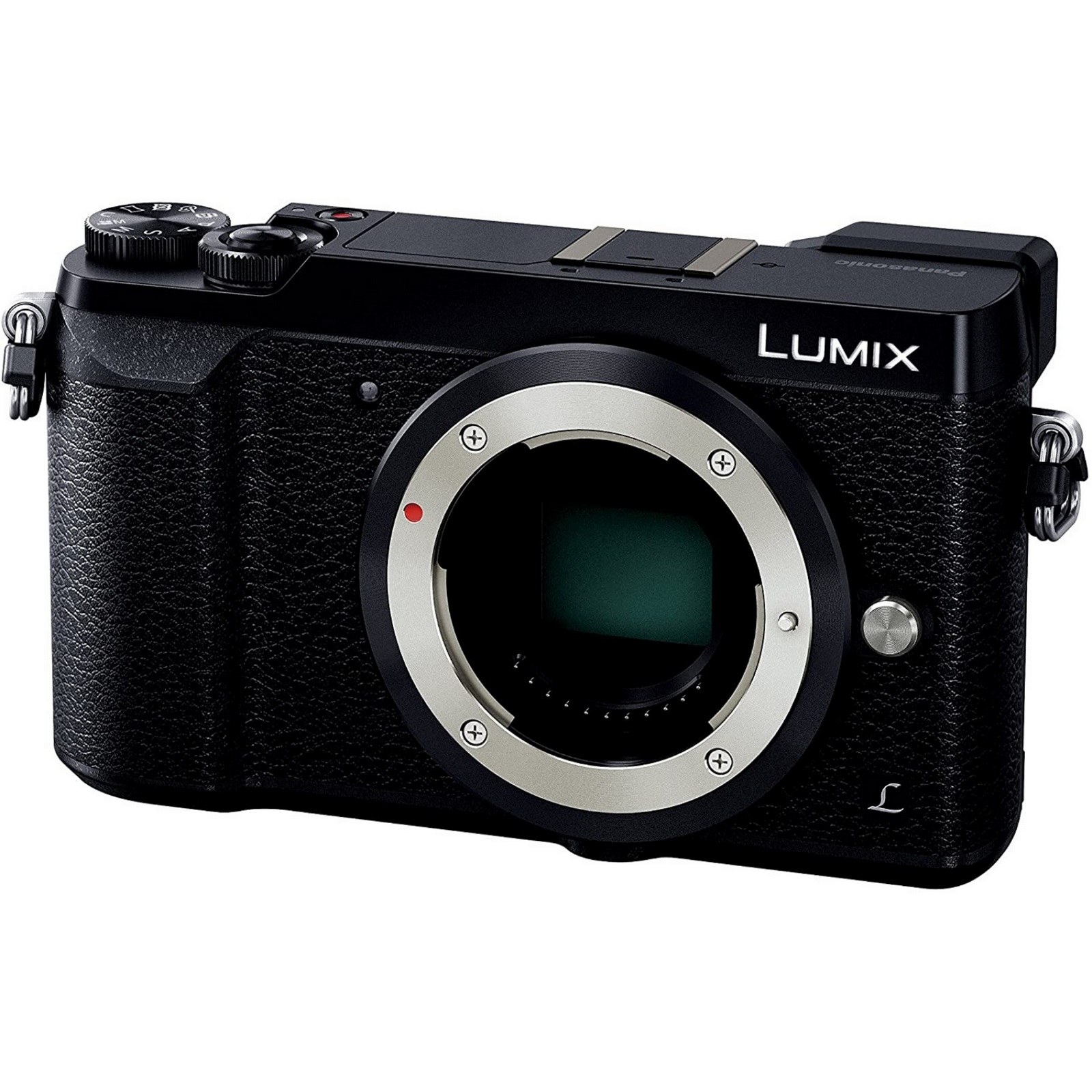 Panasonic パナソニック ミラーレス一眼カメラ ルミックス GX7 MarkII ボディ ブラック DMC-GX7MK2 新品