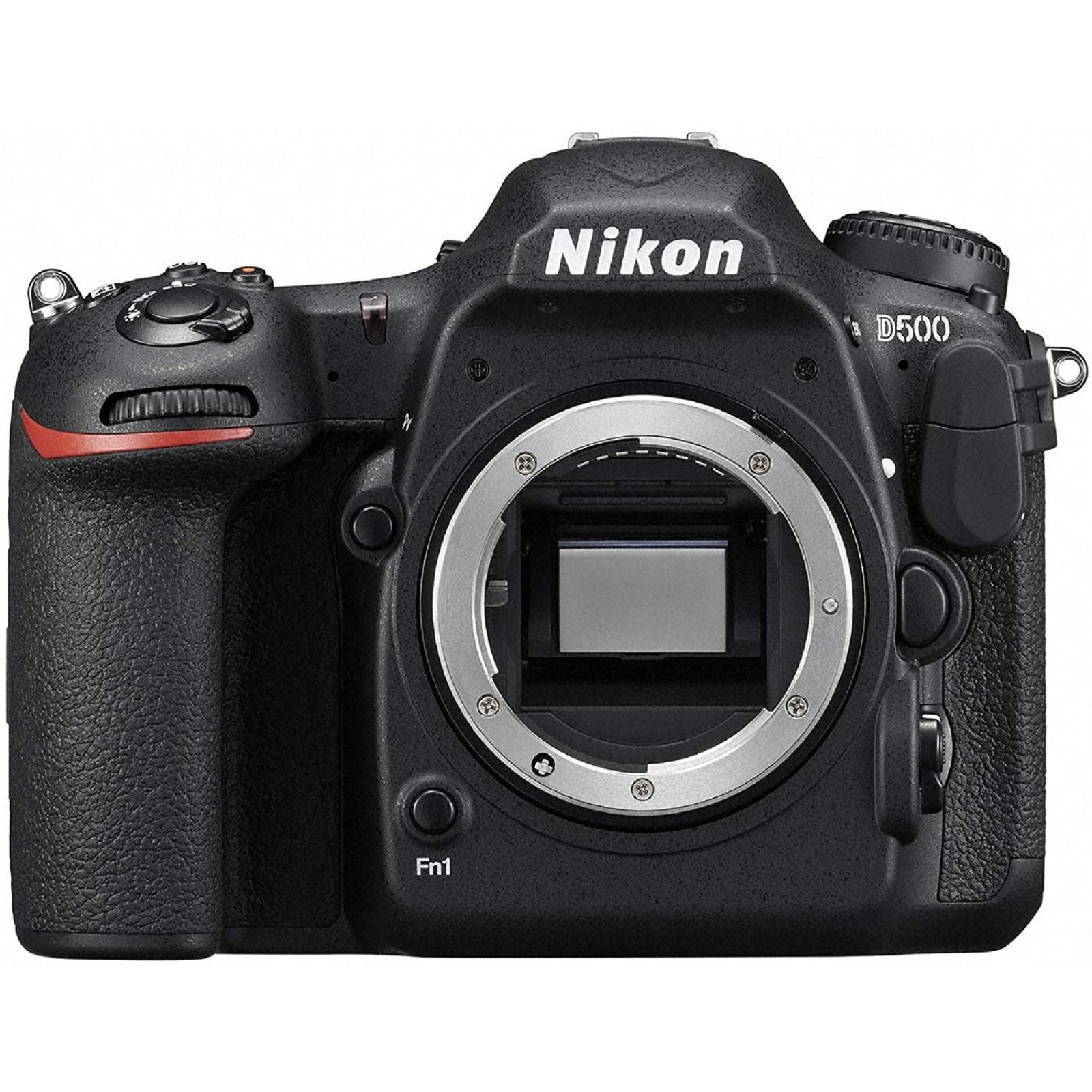 Nikon ニコン デジタル一眼レフカメラ D500 ボディー ブラック 新品