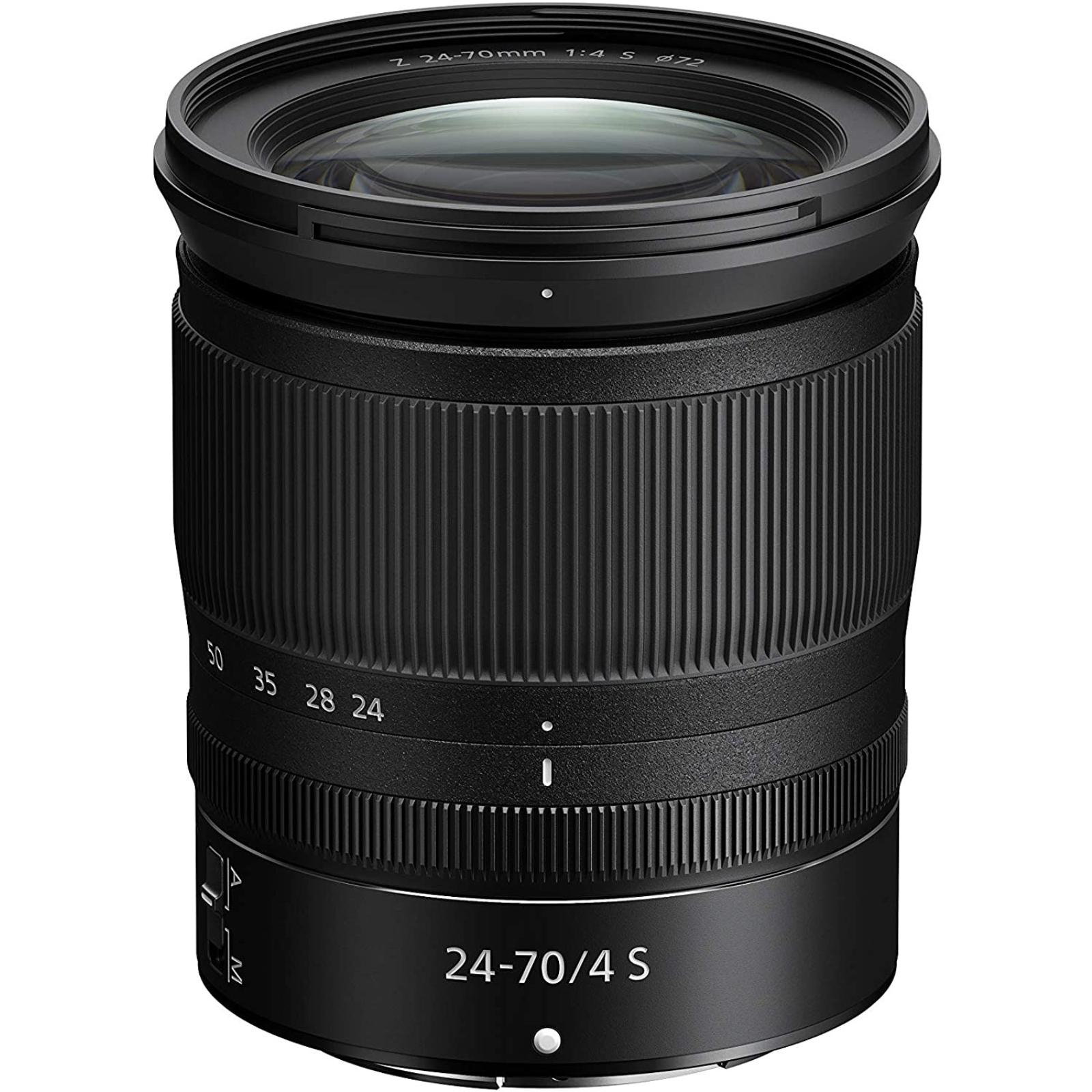Nikon ニコン 標準ズームレンズ NIKKOR Z 24-70mm f/4S 新品 (簡易箱)