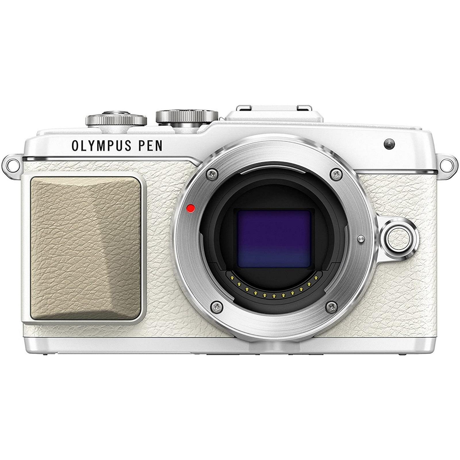OLYMPUS オリンパス ミラーレス一眼カメラ PEN E-PL7 ボディ ホワイト 新品