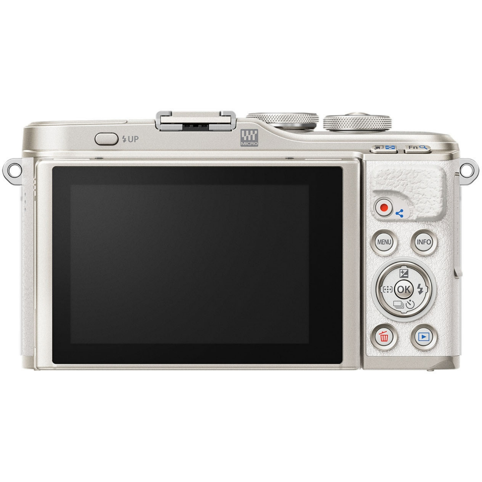 OLYMPUS オリンパス ミラーレス一眼カメラ PEN E-PL10 ボディー ホワイト 新品