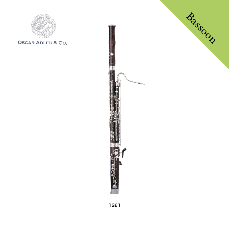Bassoon [アドラー] 1361