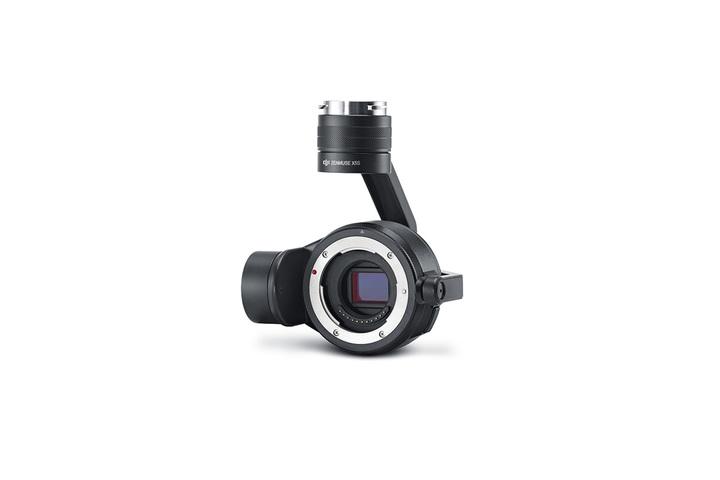 DJI Zenmuse X5Sジンバルおよびカメラ(レンズ含まず)
