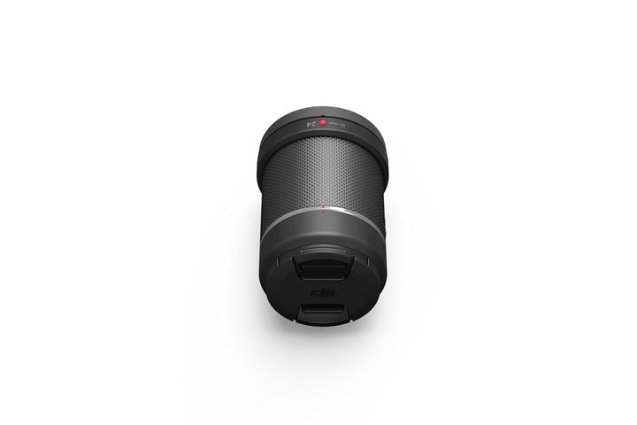 Zenmuse X7 DL 24mm F2.8 LS ASPHレンズ