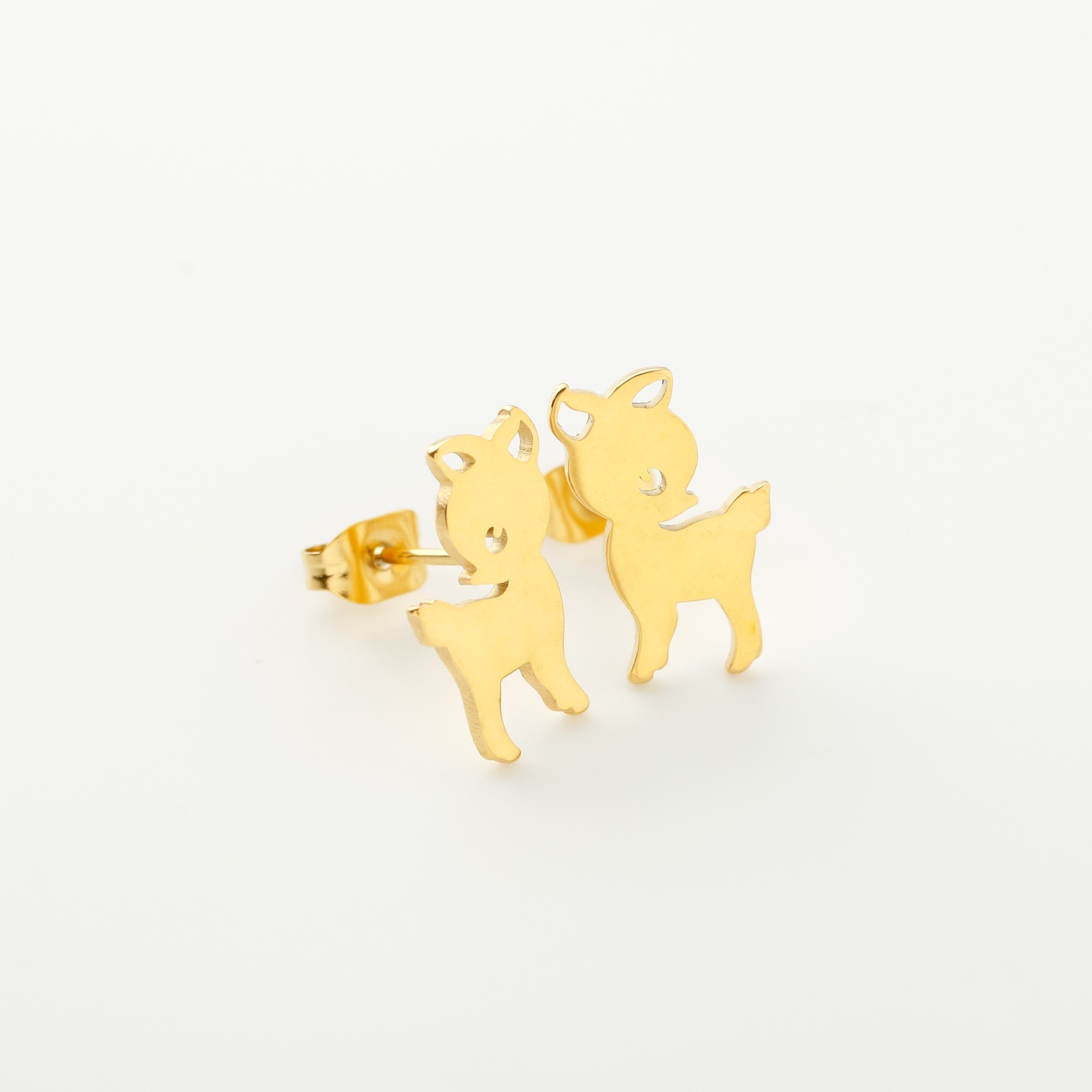 lovely子鹿ピアス
