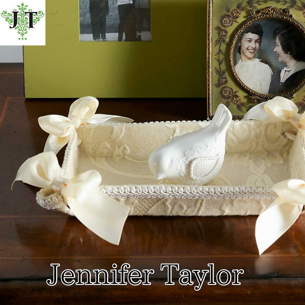 ジェニファーテイラー Jennifer Taylor トレイ Leone-WH(レオーネホワイト)