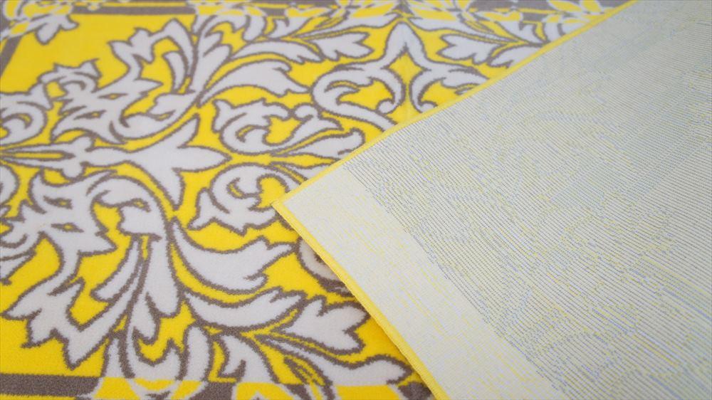 2色・2サイズ展開/スタイルフランス☆ラグマット・CADRE