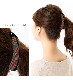 【ネコポス送料無料】 バナナクリップ ヘアアクセ ヘアクリップ ヘアアクセサリー 千鳥柄 千鳥格子 チェック柄 秋冬 大きめ 髪 多い 大 しっかり まとめ髪 ヘアアレンジ カジュアル デイリー シンプル ブランド B.Y.B-64