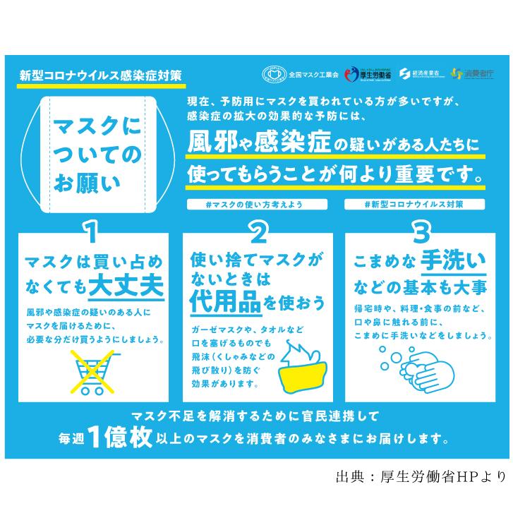 洗える制菌布マスク 子供用 小顔用 1枚 [ 安心の三層構造/SEKマーク / 子供用 /大人用小さめ] ダブルガーゼ/トリプルガーゼ/ミューファン(日本製)メール便送料無料