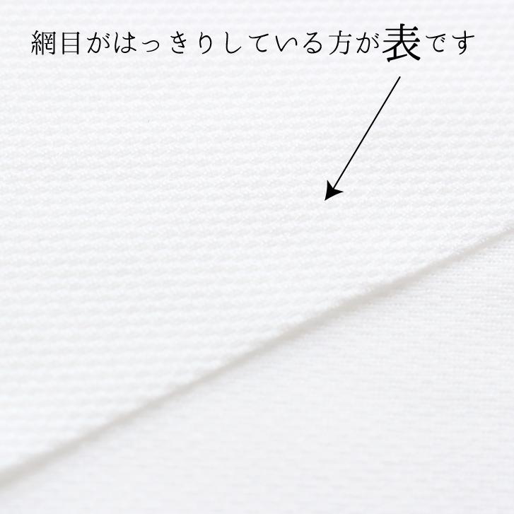 制菌ニット [カノコ] BIO GUARD(R) [ 生地巾約160cm/約50cm単位 / ポリエステル100% / 白/無地 ] バイオガード 制菌/SEKマーク  (日本製)商用利用可 メール便送料無料