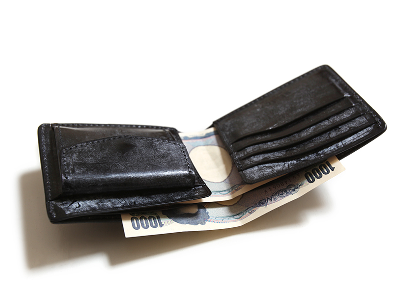 リアクト RE.ACT ブライドル ビルフォールド ウォレット Braidle Billfold Wallet 二つ折り財布 #FGW00002SCBD