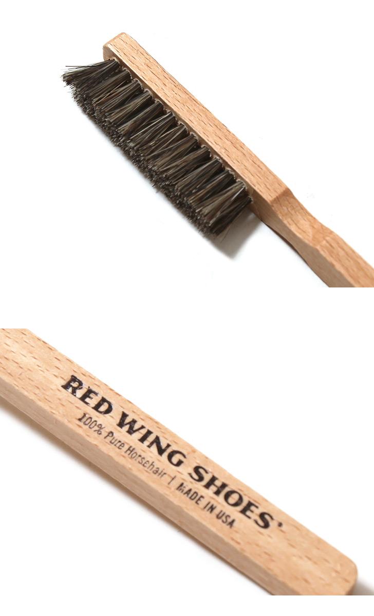 REDWING レッドウイング レッドウィング 馬毛ブラシ WELT BRUSH ウエルトブラシ ウェルトブラシ 純正 98001