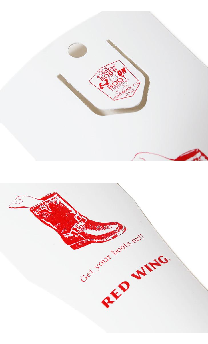 REDWING レッドウイング レッドウィング BOOT HORN ブーツホーン 靴ベラ 純正 ブーツ用 96136