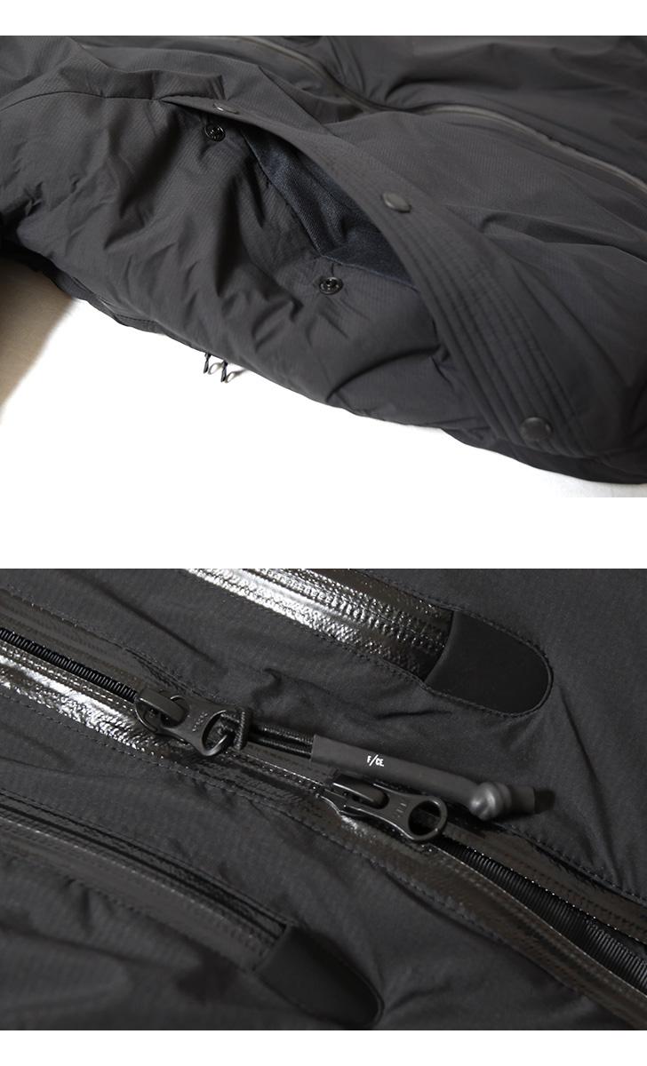 F/CE. エフシーイー FT BOMB JK FT ボム ジャケット NANGA ナンガ エクスクルーシブライン F2002NA0044