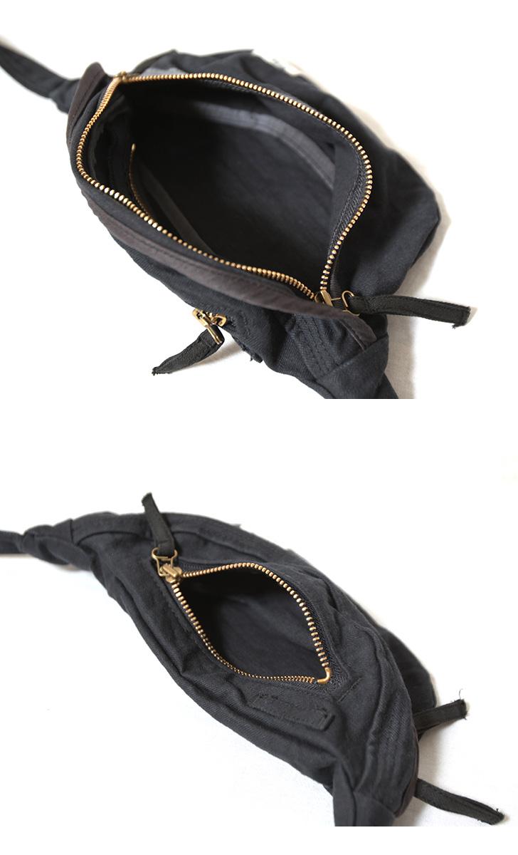UES ウエス ウエストバッグ WB-1 鞄 カバン デニム ヒッコリー ダック生地