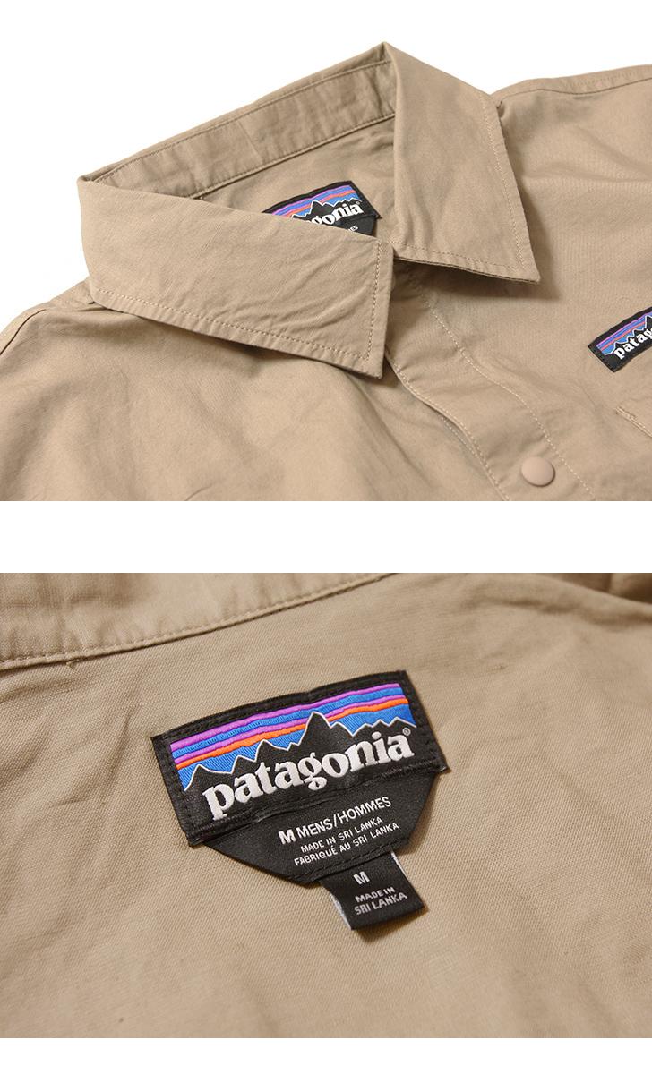 パタゴニア Patagonia メンズ・ライトウェイト・オールウェア・ヘンプ・コーチズ・ジャケット M's LW All-Wear Hemp Coaches Jkt 25335