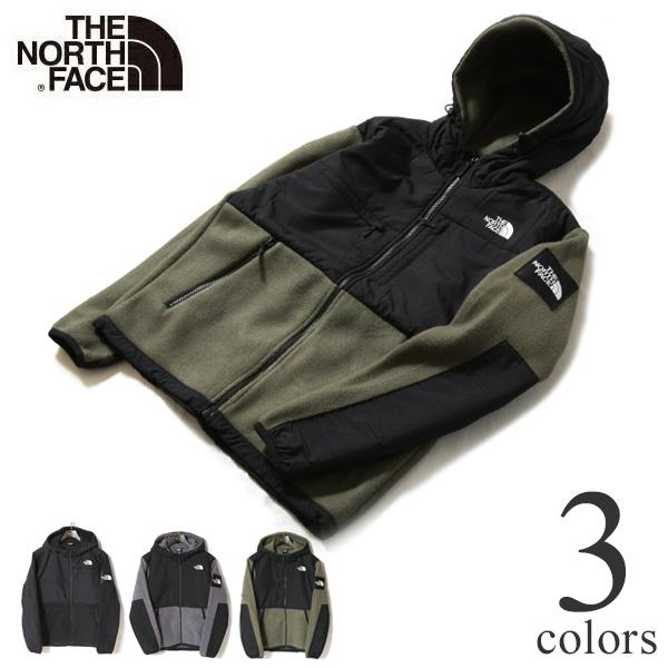 THE NORTH FACE ザ ノースフェイス Denali Hoodie デナリフーディ NA72052 メンズ