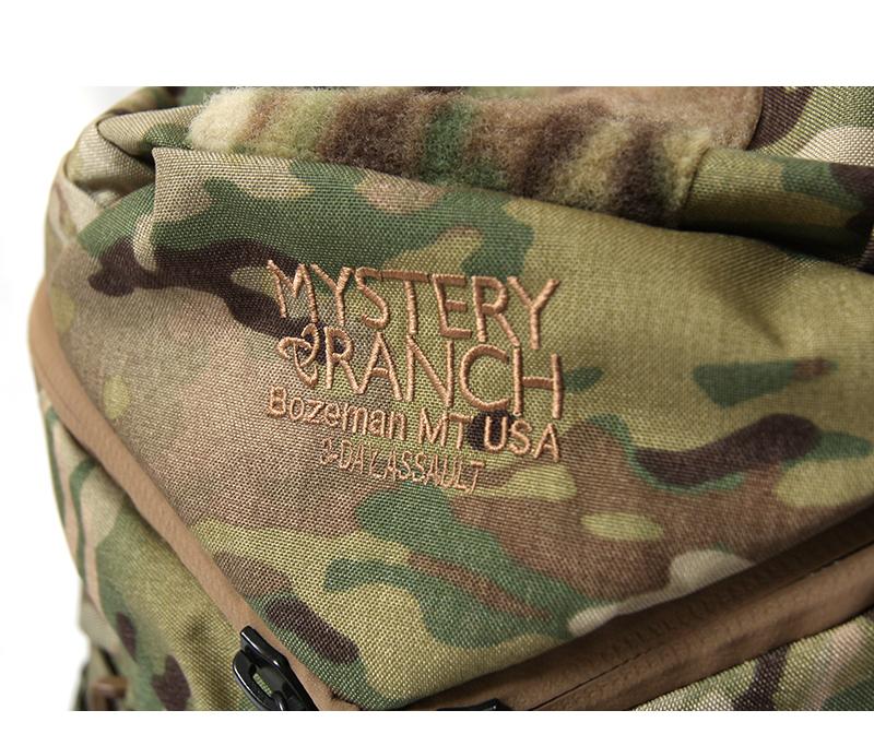 ミステリーランチ 3デイアサルトBVS マルチカム 3DAY ASSAULT BVS MYSTERY RANCH リュック バックパック ミリタリー タクティカル 米軍納入本物